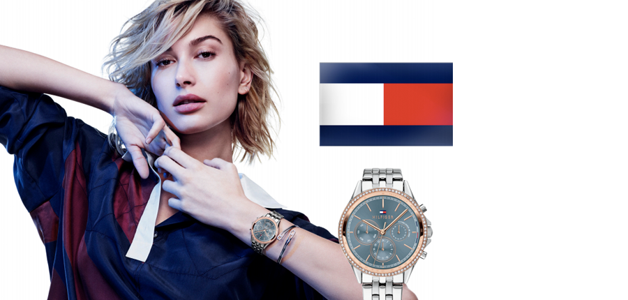 Tommy Icons Hailey Baldwin