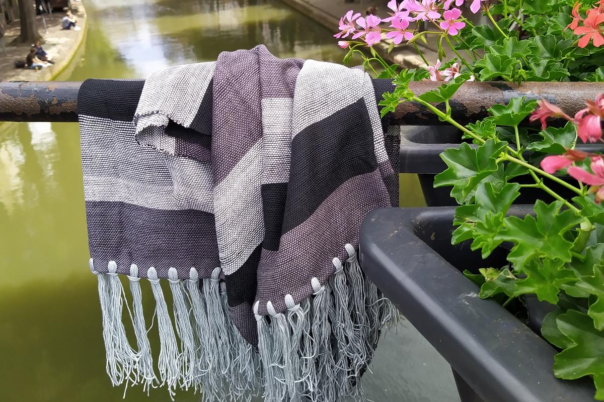 Sjaal Tsandza Handweaving Butik Batik